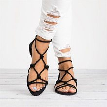 2019 Women Sandals Rome Style Summer Shoes Woman Gladiator