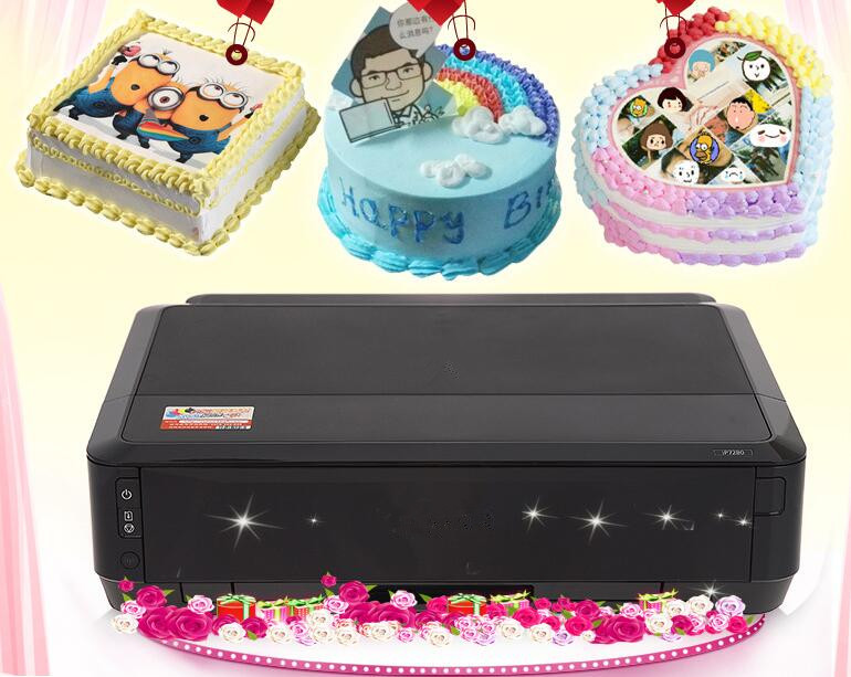 Miraculous Diy Birthday Cake Printer Machine Print Picture On The Cakes For Personalised Birthday Cards Arneslily Jamesorg