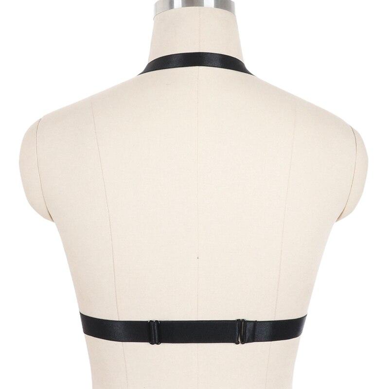 Underwear Sword Belt Garter Harness Bondage Women 39 s Harness Bra Goth Body Harness Gothic Sexy Women High Quality Lingerie in Garters from Underwear amp Sleepwears
