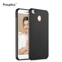 Prouphcs Xiaomi Redmi 4X Case Soft Silicone TPU Cover Case For Xiaomi Redmi 4X 5 0