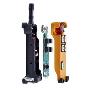 Image 4 - Telecontrol F21 4D(include 2 transmitter and 1 receiver)/crane Remote Control /wireless remote control/Uting remote control