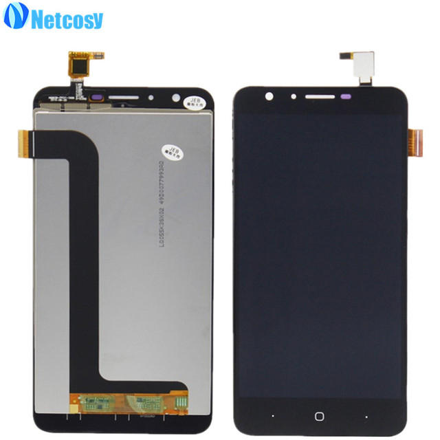 Netcosy LCD Display+Touch Screen Digitizer Panel Glass Lens Assembly Replacement For DOOGEE x9Pro x9 Pro Repair Part Accessories