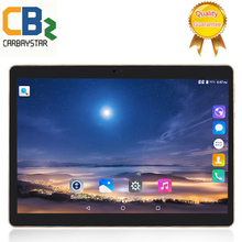 Promotion des ventes 10.1 pouce T805C Octa Core Ram 4 GB Rom 64 GB Tablet Android 7.0 Téléphone 4G Appel Tablet Pc tablette bluetooth GPS