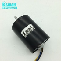 Brushless Motor 24V 12V Built in Driver PWM Speed Control Long Life Brushless DC Electric Motors With Reversed Braking Low Noise