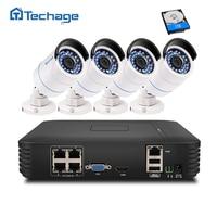 8CH 1080P POE NVR Kit 48V Real Poe Nvr W 8pcs Full HD 1080p Ip Camera