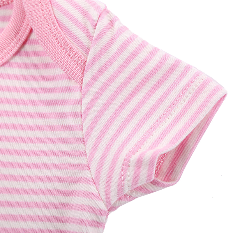 100%Cotton Fashion Anmail Style Printerd Infant Jumpsuit Clothes Bebe Baby Girls Bodysuit Babies Dresses Newborn Clothing 0-12 M (7)