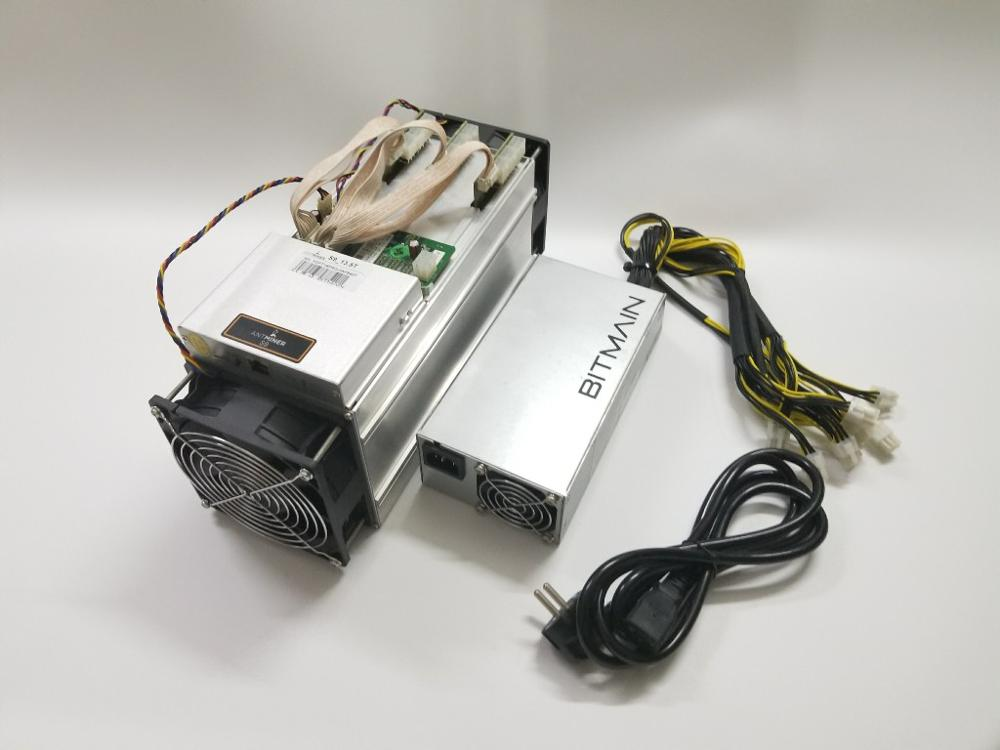 US $479 0 |Used AntMiner S9 13 5T Bitcoin Miner Asic Miner 16nm Btc BCH  Miner Bitcoin Mining Machine Better Than Whatsminer M3-in Block Chain/Miner