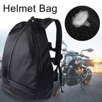 Waterproof Large Capacity Motorcycle Helmet Holder Cycling Helmet Storage/Hiking Helmetcatch Bag Backpack Football Bag