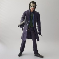 Batman Action Figure The Joker PVC Anime Movie Suicide Squad Collectible Model Toy The Dark Knight