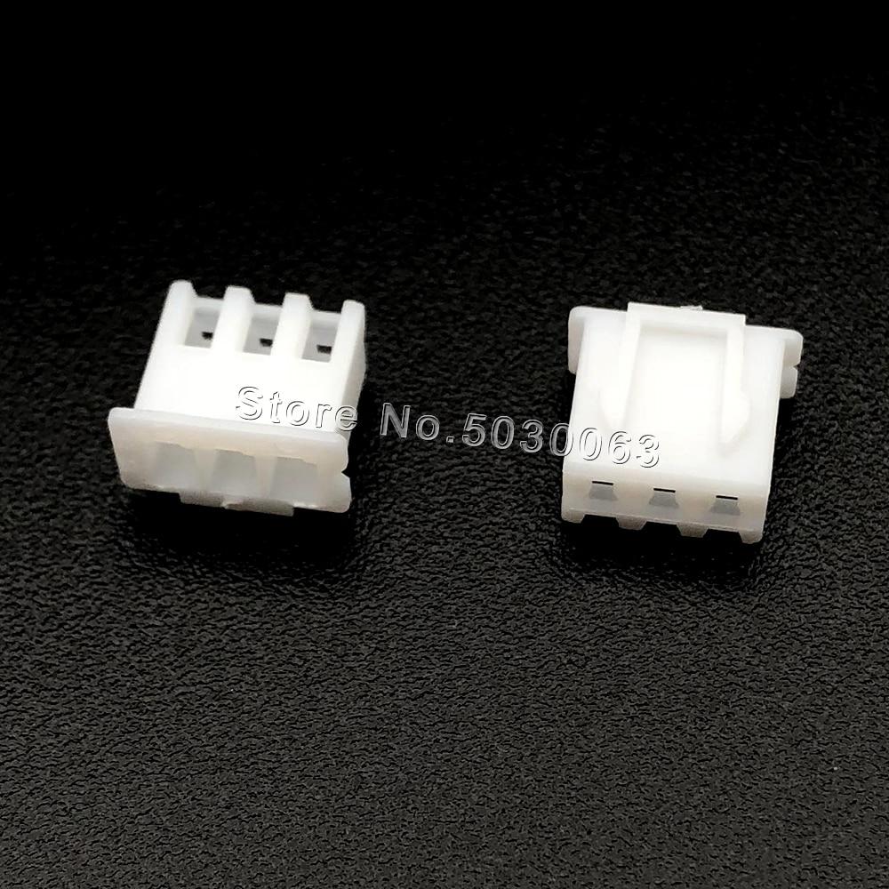 2-12P 2.54 mm KF2510 électrique Terminaux Connecteur Femelle Plug Housing no Sertissage