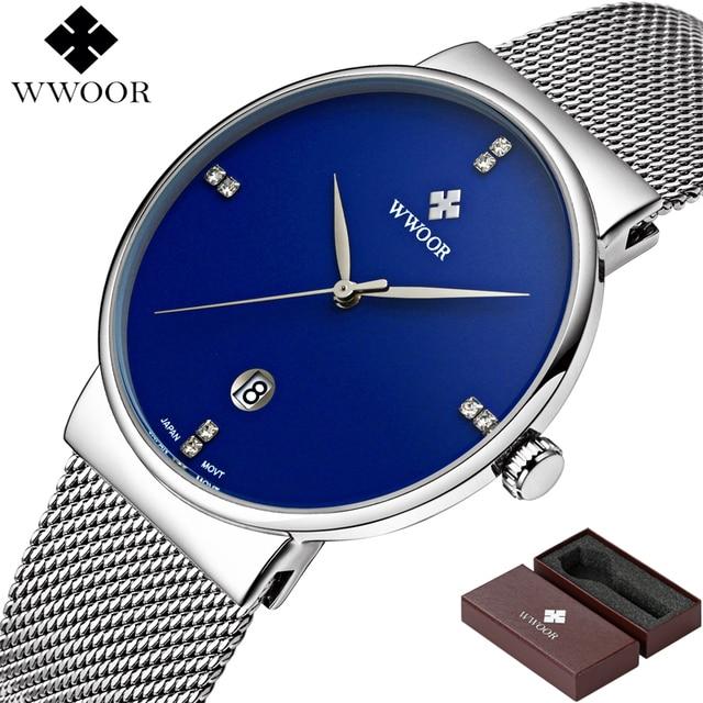 Top Brand Luxury Men's Watch 50m Waterproof Date Clock Male Sports Watches Men Quartz Casual Wrist Watch Gold relogio masculino