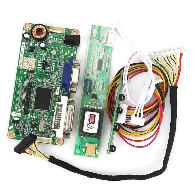 15.4 дюймов 1280*800 Для LP154WX4 (TL) (ЦБ) ЖК-Плата Контроллера (VGA и DVI)