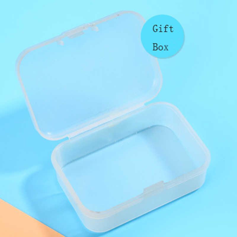 10 Pcs/Kotak Bayi Keselamatan Pin Temuan Aman Aman Klip untuk Perawatan Bayi Shower Popok Pins Diy Permen Warna Pin Pengaman bros Pemegang
