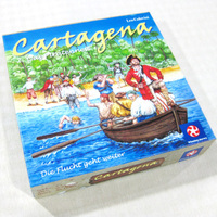 Cartagena 2 The Pirate S Nest Board Game 2 5 Players To Play German Instructions
