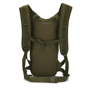 Image 4 - Scione Outside Military Army Green Backpack Waterproof Oxford Casual Camouflage Travel Bag Womens Traveling Backpack Bag