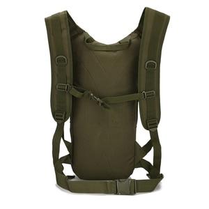 Image 4 - Scione sac à dos vert militaire, sac de voyage imperméable, Oxford décontracté, sac à dos de voyage pour femmes