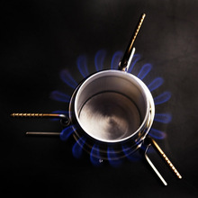 Stainless Steel Lightweight Alcohol Stove