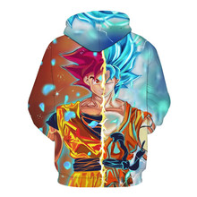 Dragon Ball-Z Goku Hoodies