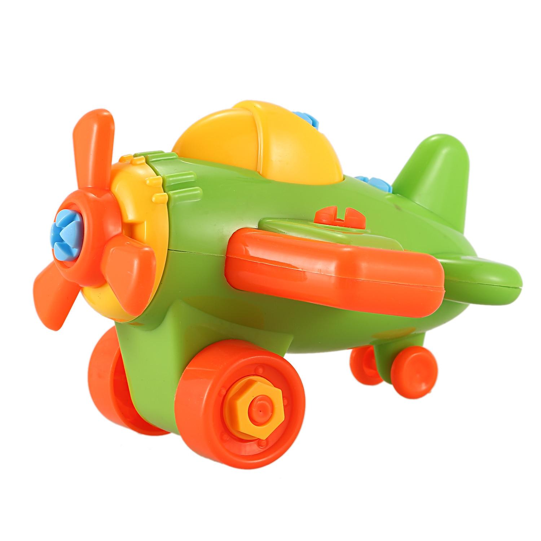 Construction Toys Take Apart Toys Assembly Airplane Take ...