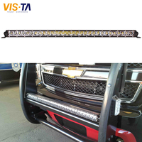 150W CREE Chips LED Work Light Bulbs Bar Combo Beam Single Row 35 For Car SUV