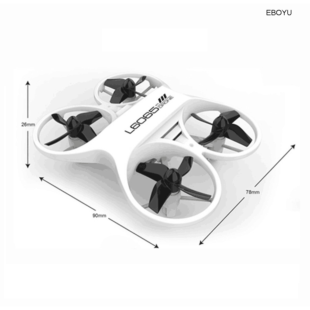 LED RTF RC Drone 19