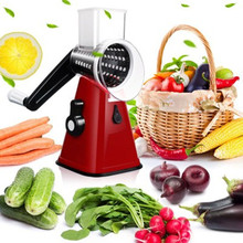 Kitchen Hand Roller Slicer Grater for Slicing Vegetables Multi-Function Vegetable Cutter Nicer Dicer