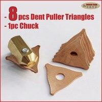 Car Body Repair Stud Spot Welder Welding Triangle Tri Hook Washers Tri Hook Washer Pull Complete