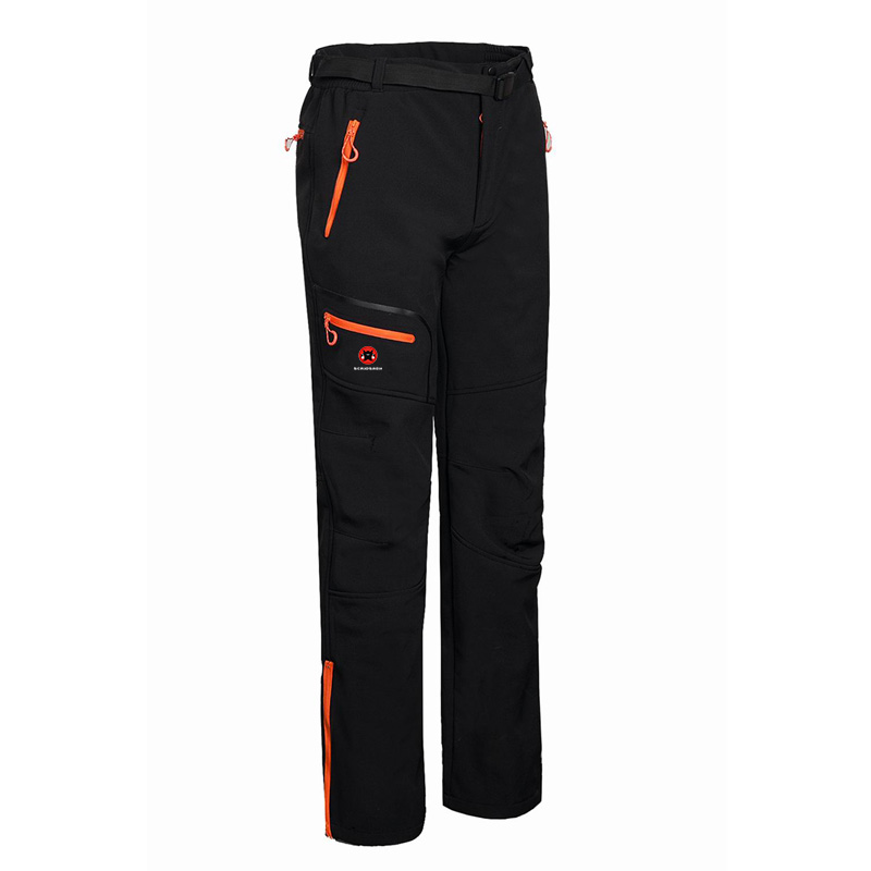 Winter Autumn Outdoor Waterproof Windproof Fleece Keep Warm Soft shell Trousers Outdoor Brand Clothing Camping & Hiking Pants