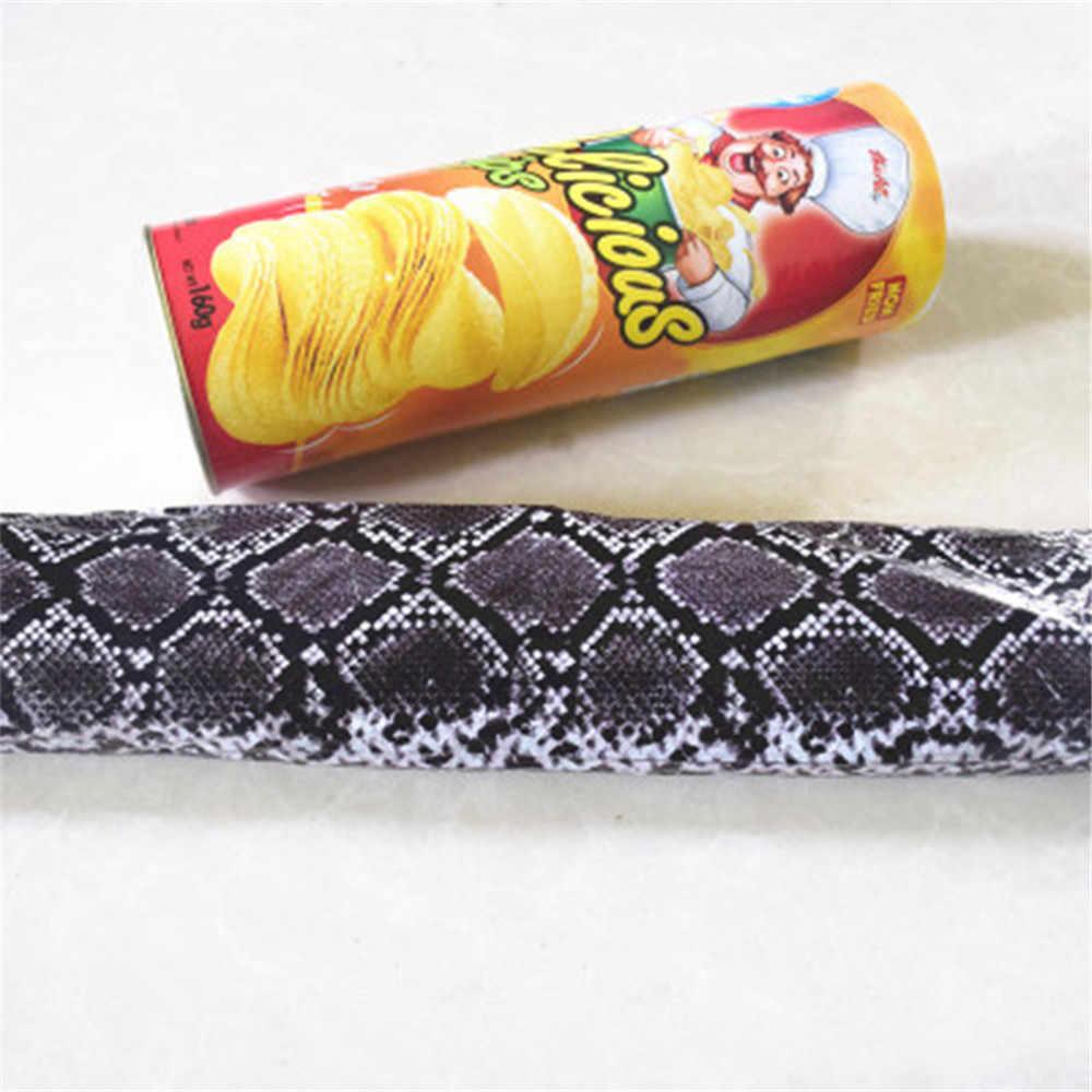 Хэллоуин вечерние Волшебные картофельные реквизит для розыгрышей картофель змея трюки чип может прыгать поддельная змея апреля дурак день смешной ловкий игрушки