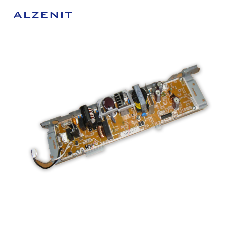 For HP LaserJet CP1025 CP 1025 Original Used Power Supply Board RM1-7752 Printer Parts 220V On Sale printer power supply board for hp cp1025 cp 1025 hp1025 rm1 8204 power board panel on sale