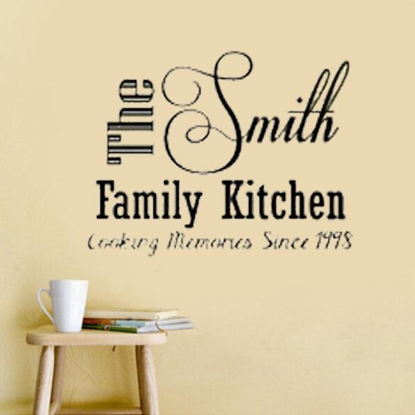Vinyl Stickers For Kitchen Sticker Creations - Custom vinyl wall decals for kitchen