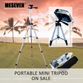 Tripod Stand MESEVEN MT3110A New Brand Flexible Mount Mini Lightweight Rocker Arm Foldable 35-105cm Digital Camera DV Phone