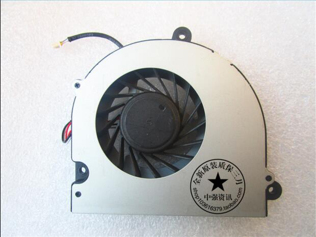 Emacro Forcecon DFS551205GQ0T Server Laptop Cooling Fan DC 5V 0.5A 3-wire free shipping emacro arx fs1250 a1042a dc 12v 0 19a 2 wire 2 pin connector 70mm server round cooling fan