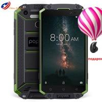 2018 Новый русский GuoPhone POPTEL P9000 Макс смартфон 5,5