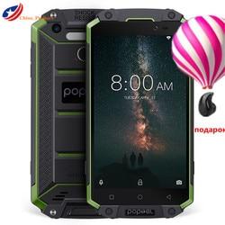 GuoPhone POPTEL P9000 Max смартфон с 5,5-дюймовым дисплеем, восьмиядерным процессором MTK6750, ОЗУ 4 Гб, ПЗУ 64 ГБ, 13 МП + 5 МП, 2018 мАч