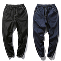 Japanese Style Drawstring Plus Size 5XL Men Joggers Jeans Hip Hop Trousers Denim Harem Pants For Men