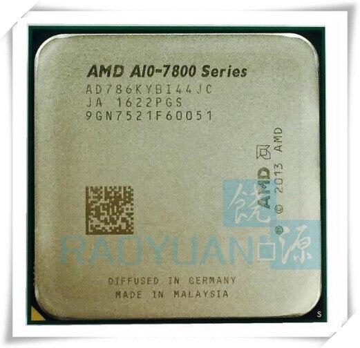 AMD A10-7800 Series A10 7860K A10 7860 A10-7860K 3.6 GHz Quad-Core CPU Processor AD786KYBI44JC Socket FM2+ процессор amd a10 7800 oem socket fm2 ad7800ybi44ja