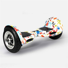 UL2272 Certificated 10 inch 2 Wheels Smart Balance Scooter Hover board Standing Smart wheel Motorized Drift big tire Board