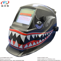 Mascara Painting Plant Mask Semi automatic Machine Welder Equipment Accessory Kit Battery Cap Argon Helmet TRQ GD02 2233DE