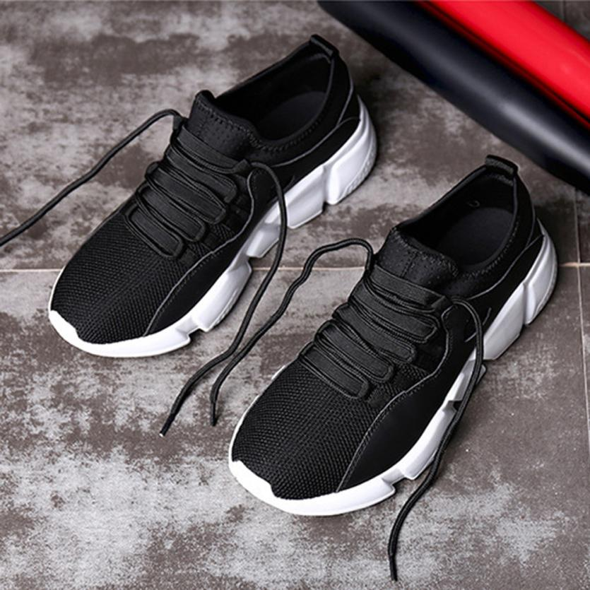 2018 Hot Sale Running Shoes For Men Lace-up Athletic Trainers Sports Male Shoes Outdoor Walking Sneakers 07242018 Hot Sale Running Shoes For Men Lace-up Athletic Trainers Sports Male Shoes Outdoor Walking Sneakers 0724