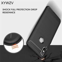 Cover For Xiaomi Redmi S2 Case Luxury Rubber Silicone Phone S 2 Coque Fundas