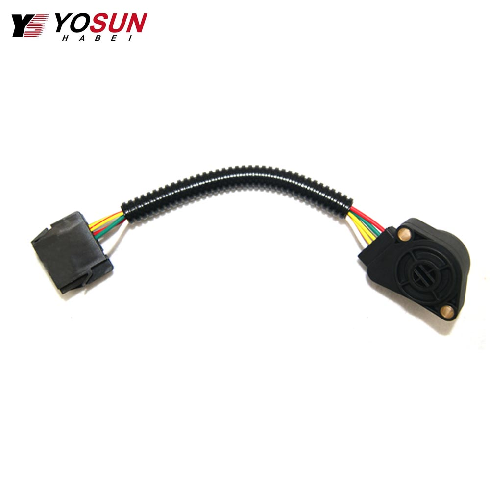 Throttle Position Sensor 20504685 For Volvo Truck 20504685 3171530 1063332  5 wires Black-in Throttle Position Sensor from Automobiles & Motorcycles on  ...