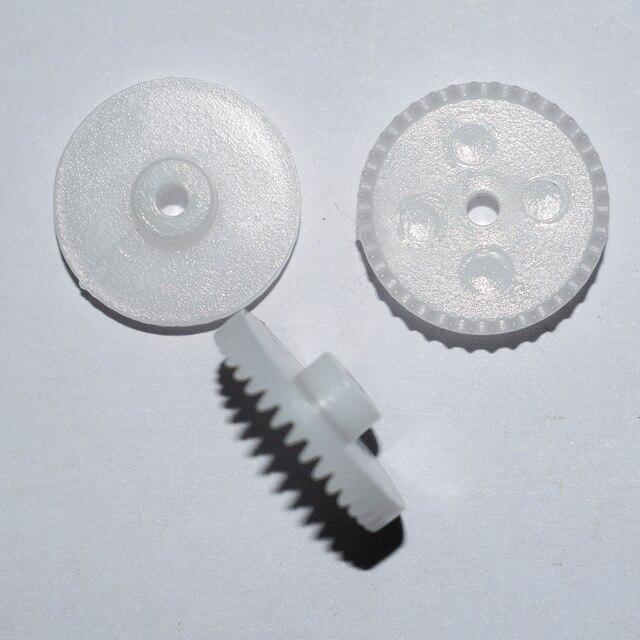 10 piezas 36 dientes 2,5 mmhole corona/cara/engranaje engranajes ...