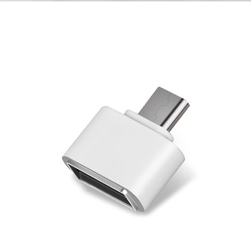 Micro USB 2.0 Female To USB 3.1 Type C Male Converter USB-C OTG Adapter Aug16 Professional Factory Price Drop Shipping