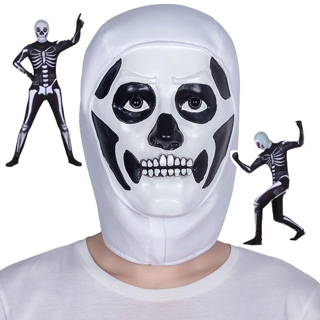 Halloween Fortnight Toy Team Leader Mask Fortress Night Skull