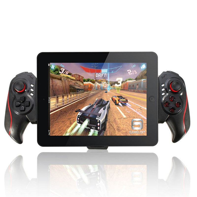Wireless Telescopic Bluetooth Game Controller Gamepad Game Handle Cell Phone Support 5 10 Inch Best Joystick D3461A BTC 938
