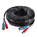 ANNKE 30M 100ft CCTV Cable BNC + DC Plug Cable For CCTV AHD Camera DVR Security Black Surveillance System Accessories