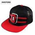 2017 Hot Sale Summer Trucker Baseball Caps Men And Women Outdoor Sport Snapback Hats Casual Hip Hop Cap Bone Mesh Sun Hat W56