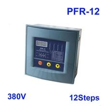 JKW58 PFR-12 power factor 380 v 12 stappen 50/60Hz Reactief vermogen automatische compensatie controller condensator voor 50 /60 HZ