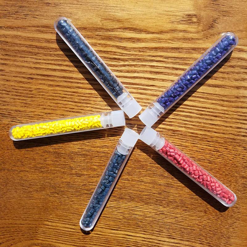 30 г цветные пигменты для термопластичной пластмассы форма переключения вещь ювелирные изделия PCL полиморф формованный пластик для прототипа
